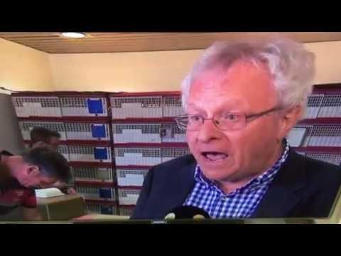 3de provinciale vlucht uit Compiègne - 29 juli - reportage Plattelands TV