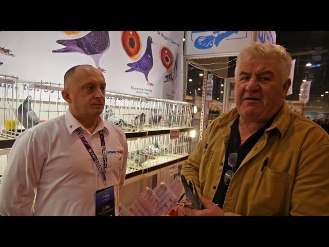 OVIGOR - EXPOGołębie 2019 Sosnowiec - o Ponderosie i nowych produktach