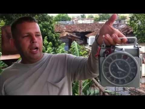 Palomar de Lazarito en Cuba - Pigeon Racing in Cuba