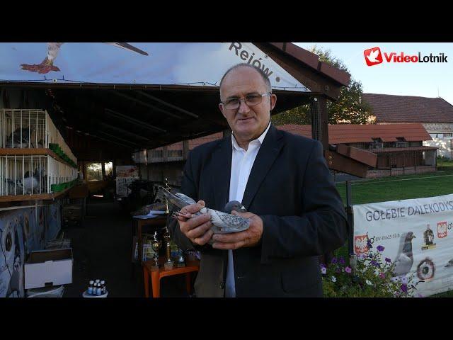 Robert Henkel  - Lot WG Rejów i Lot ze Szwecji