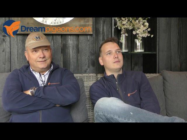 Kampert & Zoon Dreampigeons Loft Presentation Auction Video