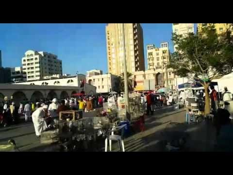 Friday marked in Dubai VEREINIGTE ARABISCHE EMIRATE VAE