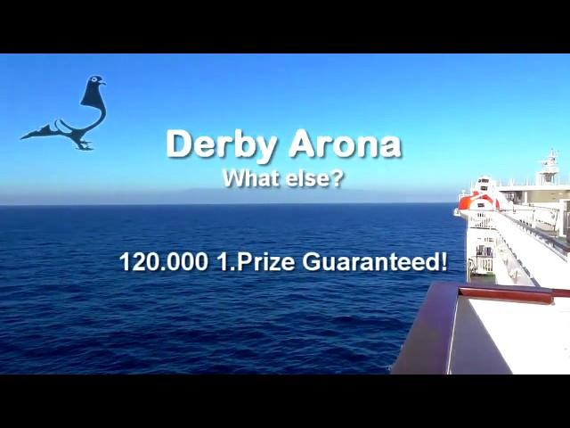 Derby ARONA 2020 Sea RACE-1 Movie