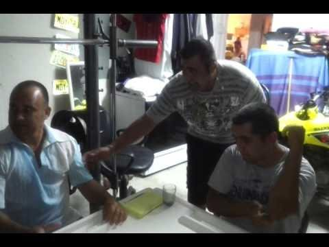 cubano's Domino Time!! (Having fun before the racing season)2011