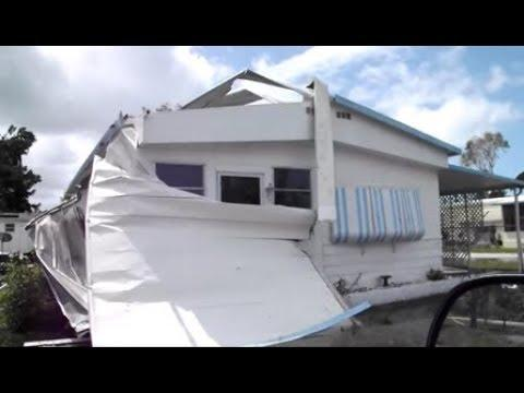 How We Survived Hurricane Irma - From The Eye Of The Storm