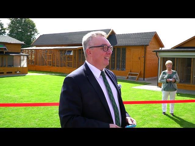 Eröffnung des EUROPA-Züchtungszentrums - Deutsch