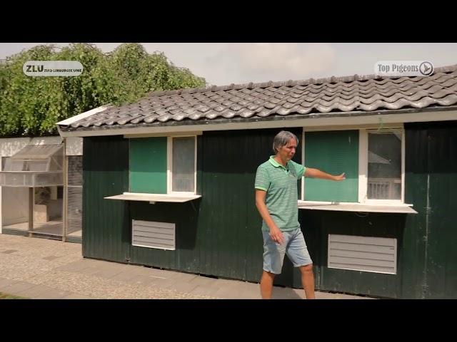 Nationale winnaar ZLU 2018 Barcelona - Jacky de Bruine, Nieuwerkerk