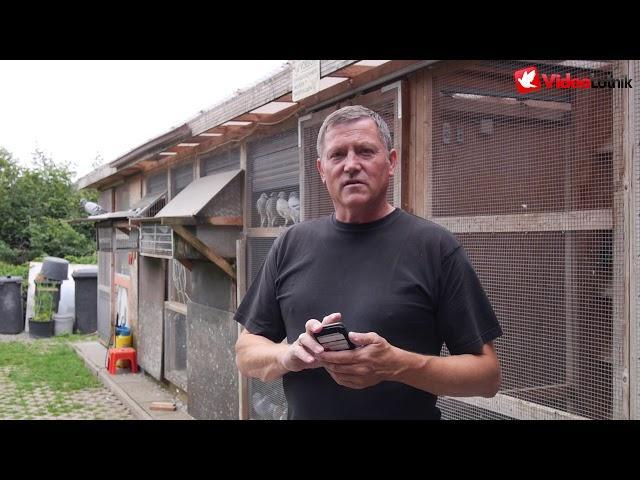 Marian Grosch - lot i rozmowa o hodowli