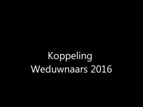 koppeling weduwnaars 2016