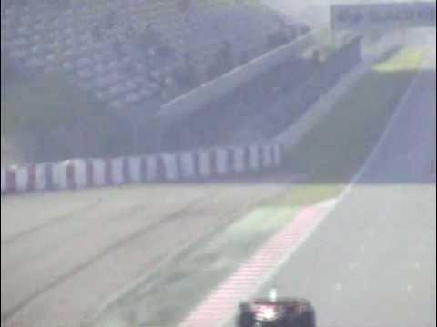 F1 Test Montmelo 19/11/2008(3)