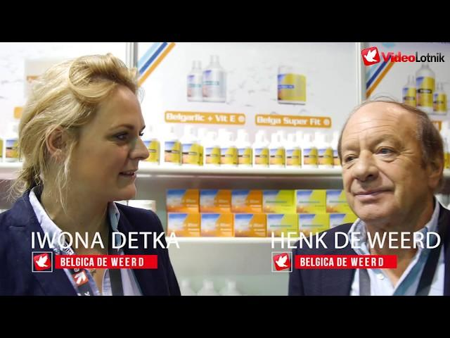 Belgica de Weerd & Gołębie Odrzutowe - Sosnowiec 2018
