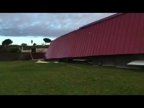 Tornado derby Sevilla