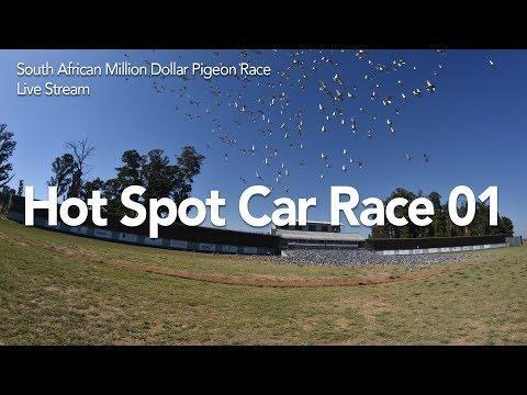 SAMDPR 2018 - Hot Spot Car Race 1