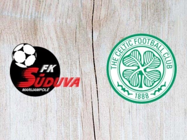 Suduva vs Celtic - All Gоals & Hіghlіghts - 23/08/2018