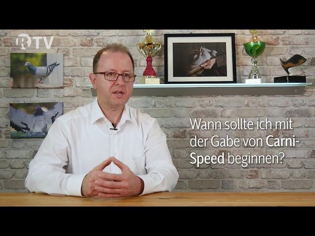 Einsatz von Carni-Speed - Frag den Berger - Röhnfried TV
