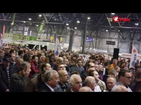 Sosnowiec 2014 - 64. Ogólnopolska Wystawa Gołębi Pocztowych (1/3)