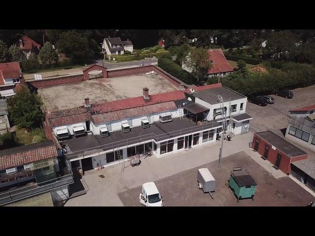Droneshots Descheemaecker Pigeon Center 23-07-2019