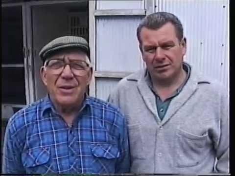 Video 261: John Stott & son of the UNC: Premier Pigeon Racers