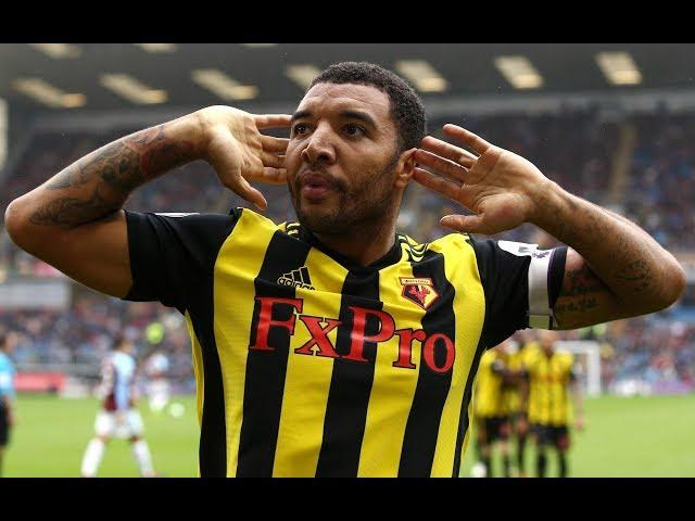 Burnley 1 Watford 3 Goals from Andre Gray, Troy Deeney and Will Hughes stun Clarets at Turf
